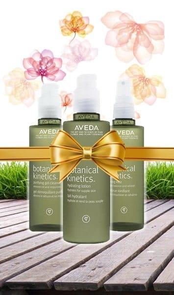 AVEDA Botanical Kinetics Geschenk Paket