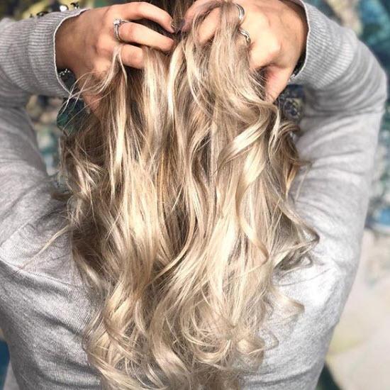 Wunderschöne Highlights vom Profi in Rothrist Hairdresser