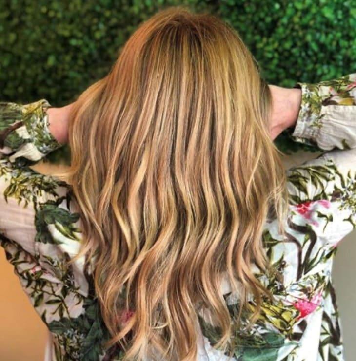 Schnitt frauen lange haare 80 sensationelle