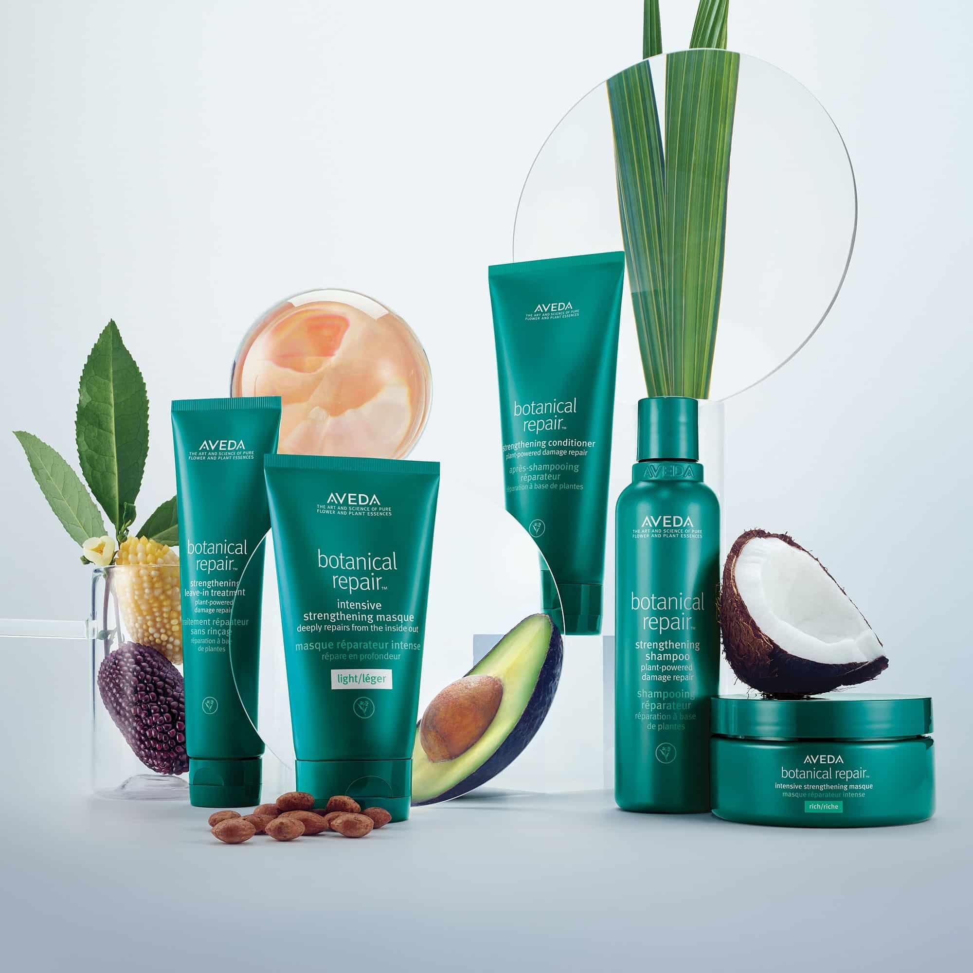 AVEDAAVEDA Botanical Repair Strengthening Produkte-min Botanical Repair Strengthening Produkte-min