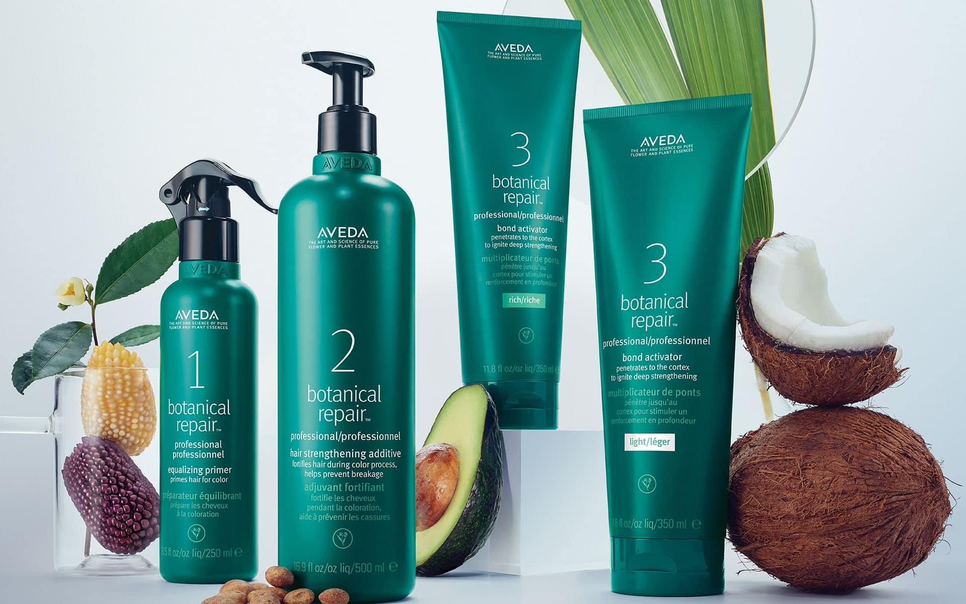 Die neue AVEDA Botanical Repair Produkte Linie